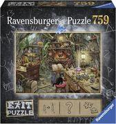 Exit 3: Hexenküche - Puzzle 759 Teile