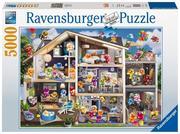 Gelini Puppenhaus Puzzle 5000 Teile