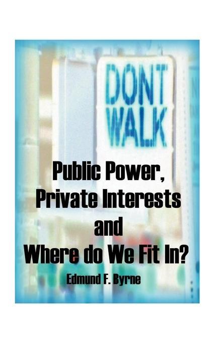Public Power, Private Interests als Taschenbuch