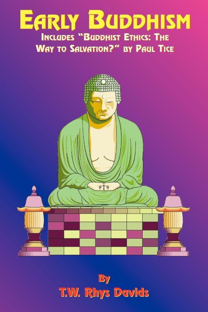 Early Buddhism als Taschenbuch