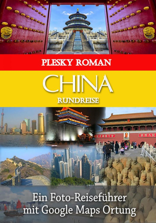 China Rundreise als eBook epub
