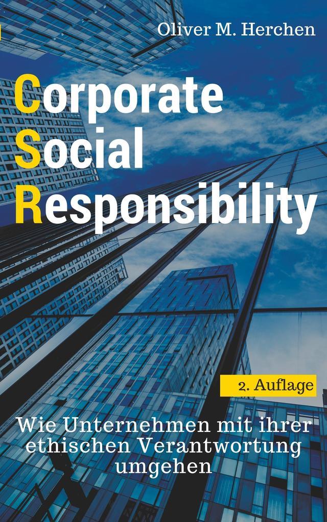 Corporate Social Responsibility als Buch (kartoniert)