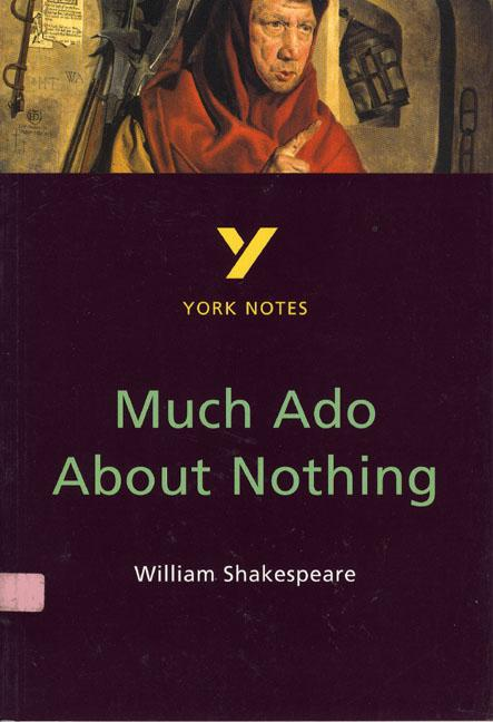 Much Ado About Nothing: York Notes for GCSE als Taschenbuch