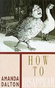 How to Disappear als Taschenbuch