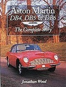Aston Martin DB4, DB5 and DB6