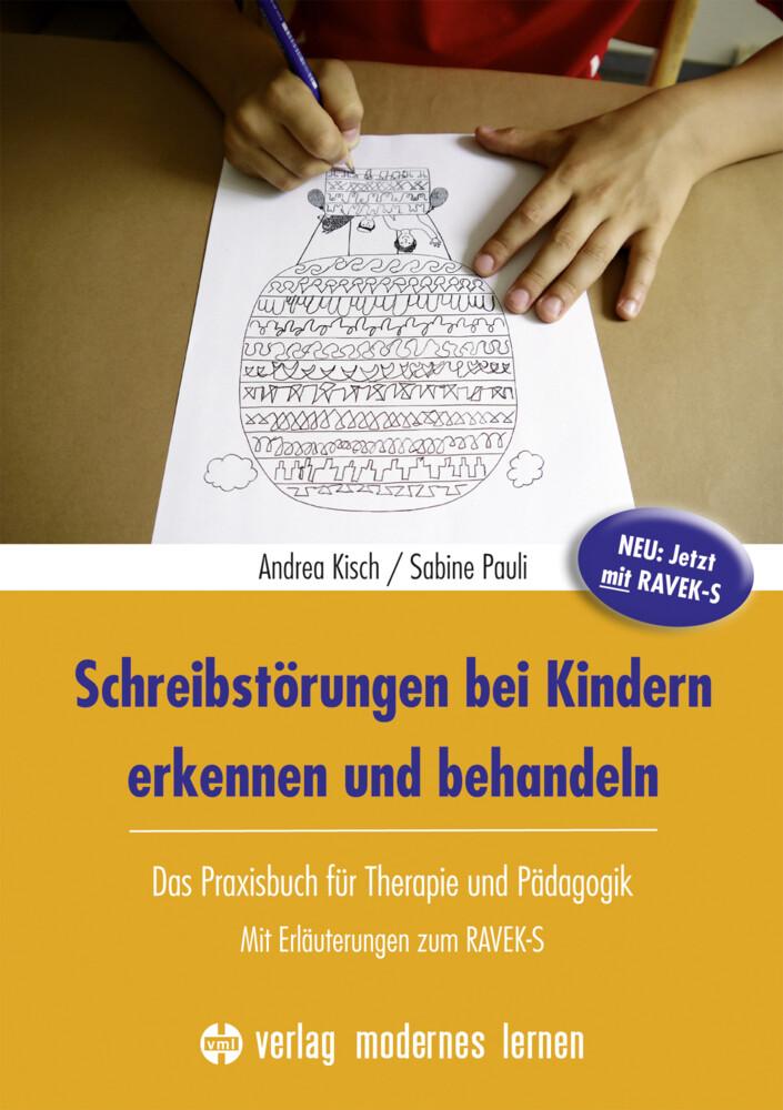 Schreibstörungen bei Kindern erkennen und behandeln als Buch (kartoniert)