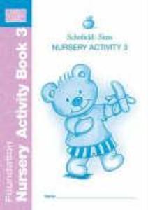 Nursery Activity Book 3 als Taschenbuch