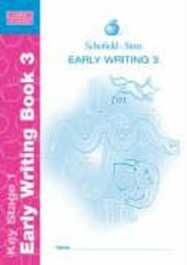 Early Writing Book 3 als Taschenbuch
