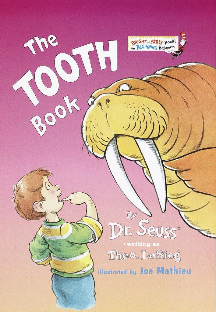 The Tooth Book als Buch (gebunden)