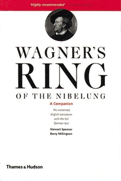 Wagner's Ring of the Nibelung als Buch (kartoniert)