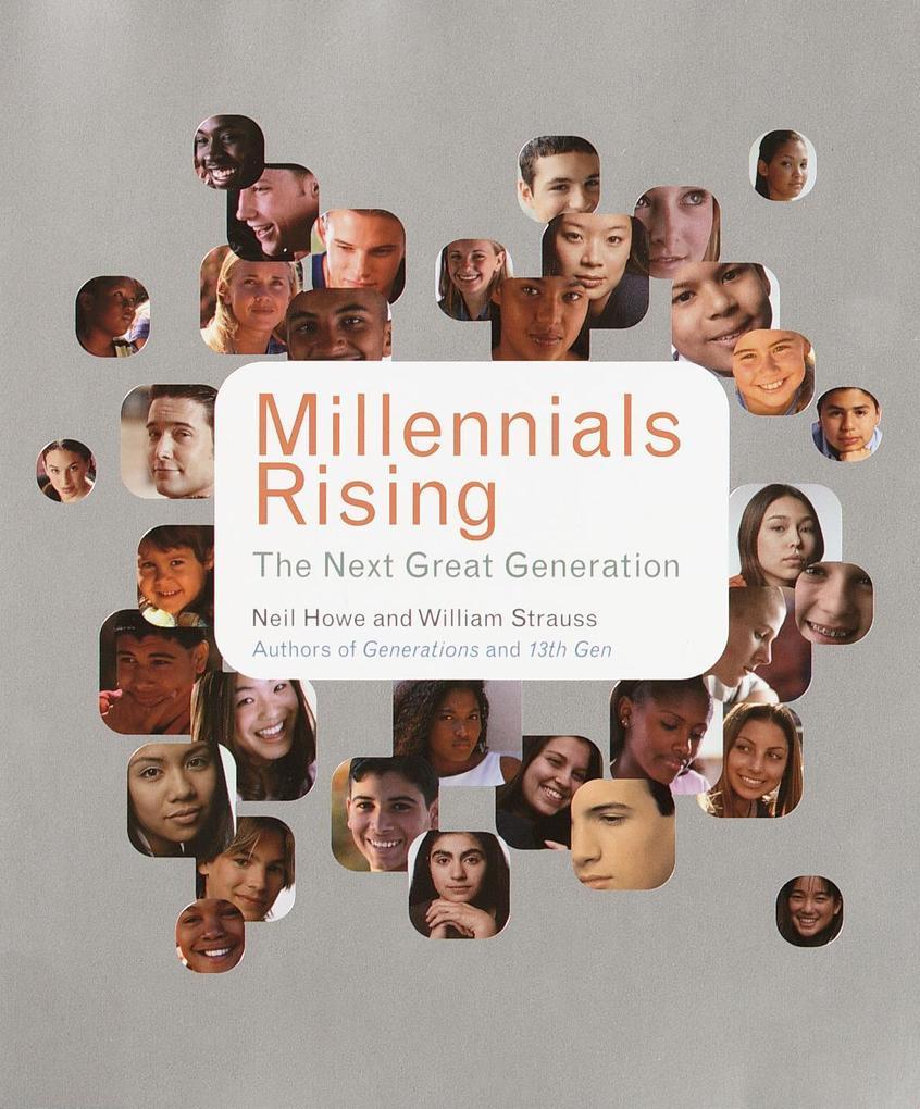 Millennials Rising als Taschenbuch