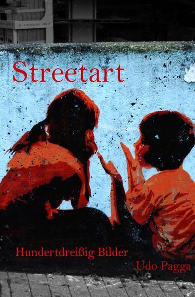 Streetart als Buch (kartoniert)