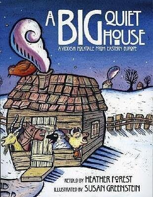A Big Quiet House als Taschenbuch