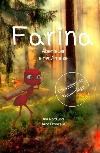 Farina als Buch