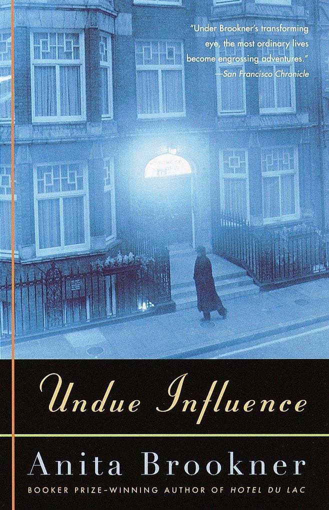 Undue Influence als Taschenbuch