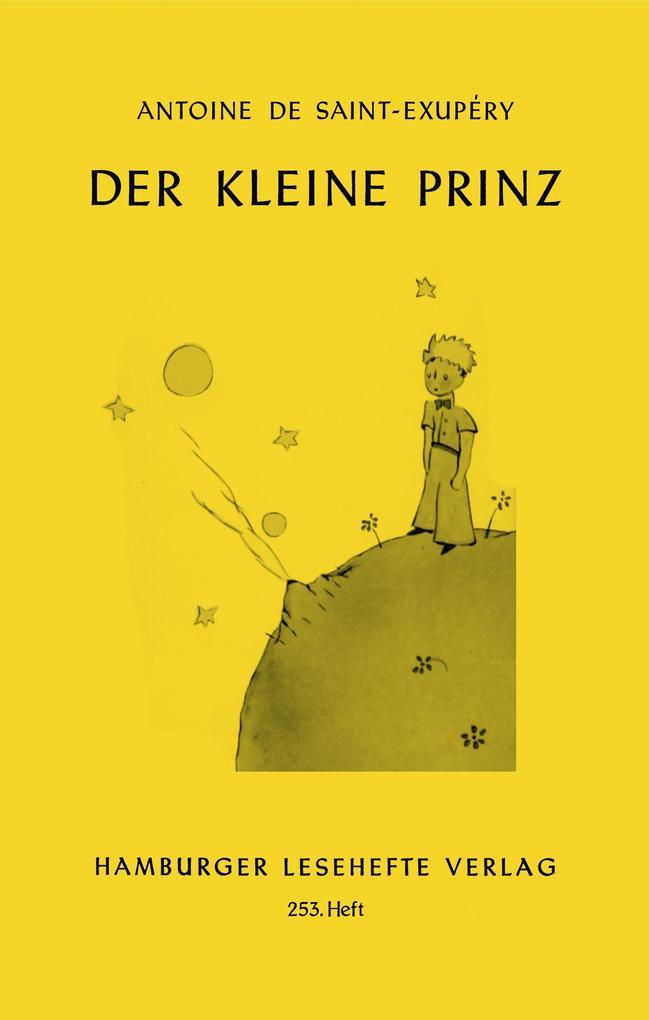Der kleine Prinz als Buch (kartoniert)