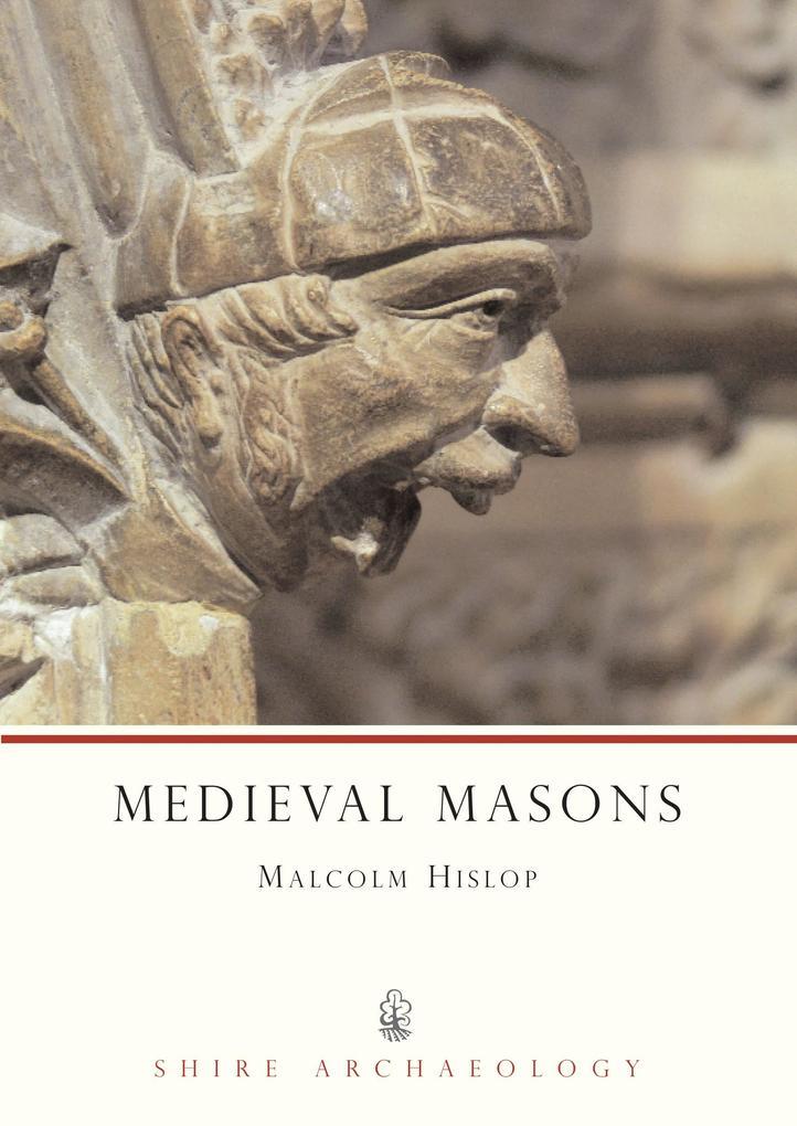 Medieval Masons als Taschenbuch