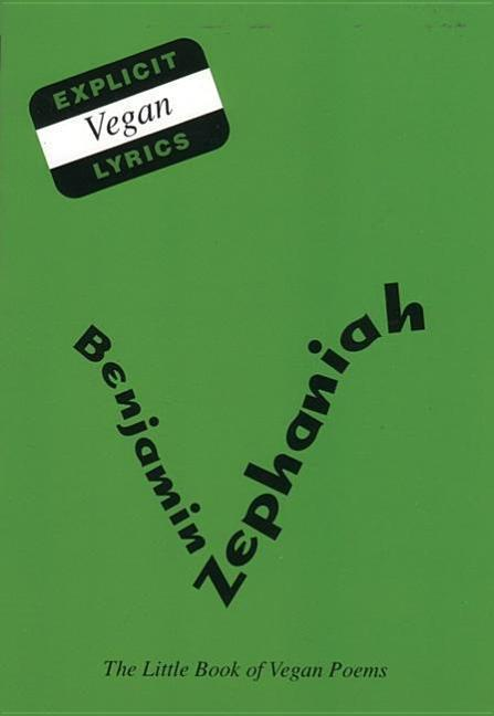 The Little Book Of Vegan Poems als Taschenbuch