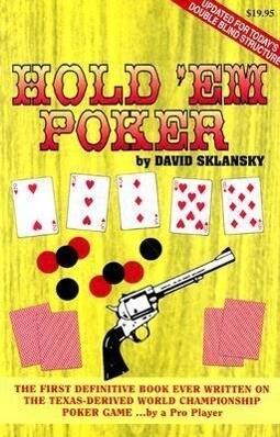 Hold'em Poker als Taschenbuch