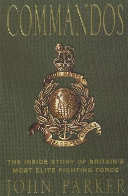 Commandos als Taschenbuch