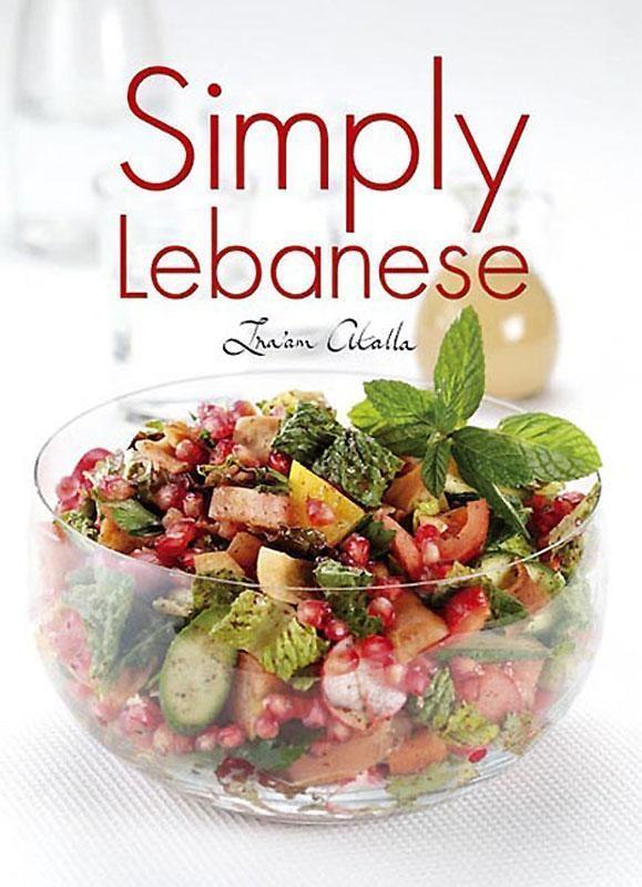 Simply Lebanese als Buch (gebunden)