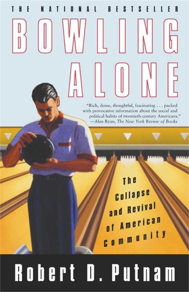 Bowling Alone als Taschenbuch