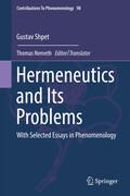 Hermeneutics and Its Problems
