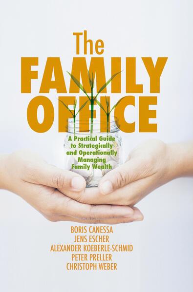 The Family Office als Buch (gebunden)