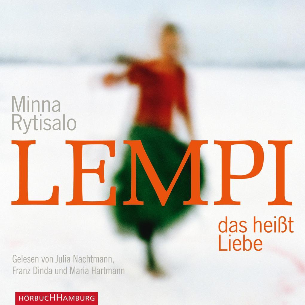 Lempi, das heißt Liebe als Hörbuch Download