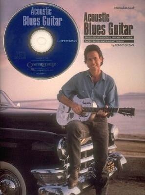 Acoustic Blues Guitar (Book/CD) als Taschenbuch