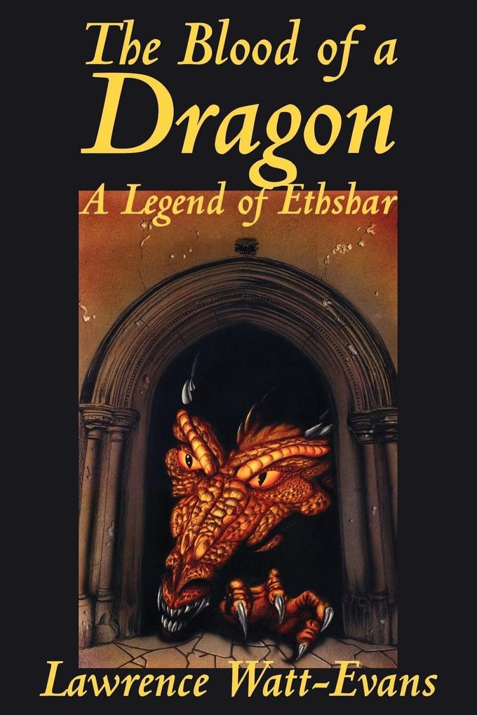 The Blood of a Dragon als Taschenbuch
