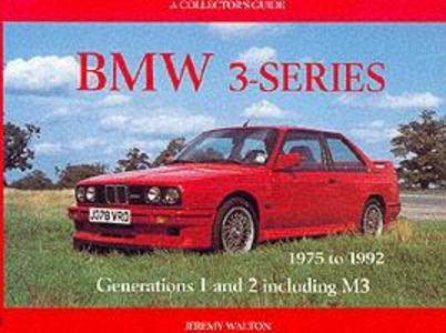 BMW 3-series als Taschenbuch
