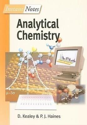 BIOS Instant Notes in Analytical Chemistry als Taschenbuch