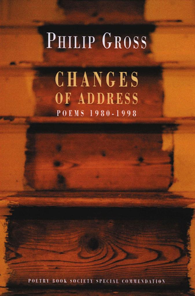 Changes of Address als Taschenbuch