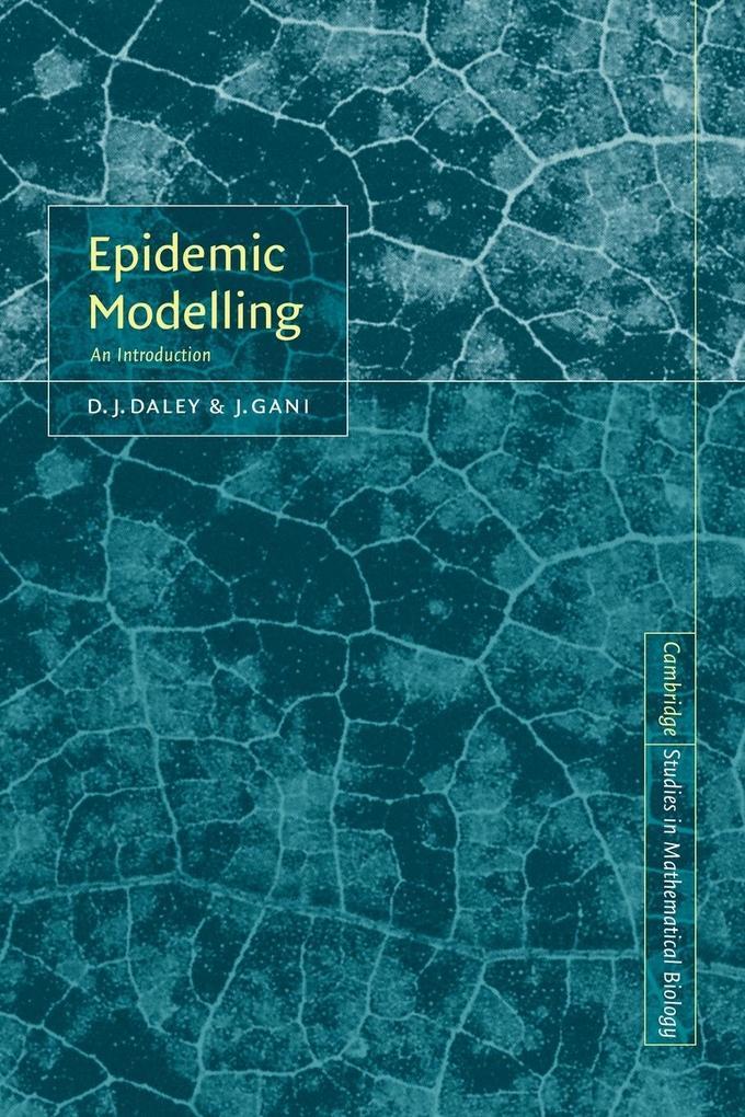 Epidemic Modelling als Taschenbuch