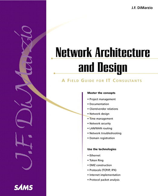 "Network Architecture & Design ""A Field Guide for IT Professionals"" als Taschenbuch"