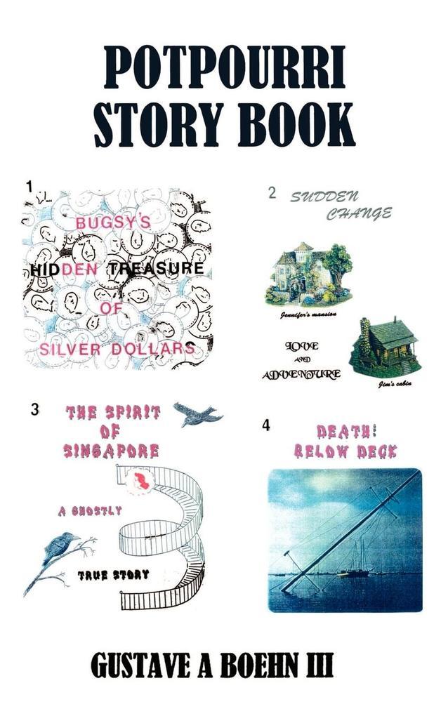 Potpourri Story Book als Taschenbuch