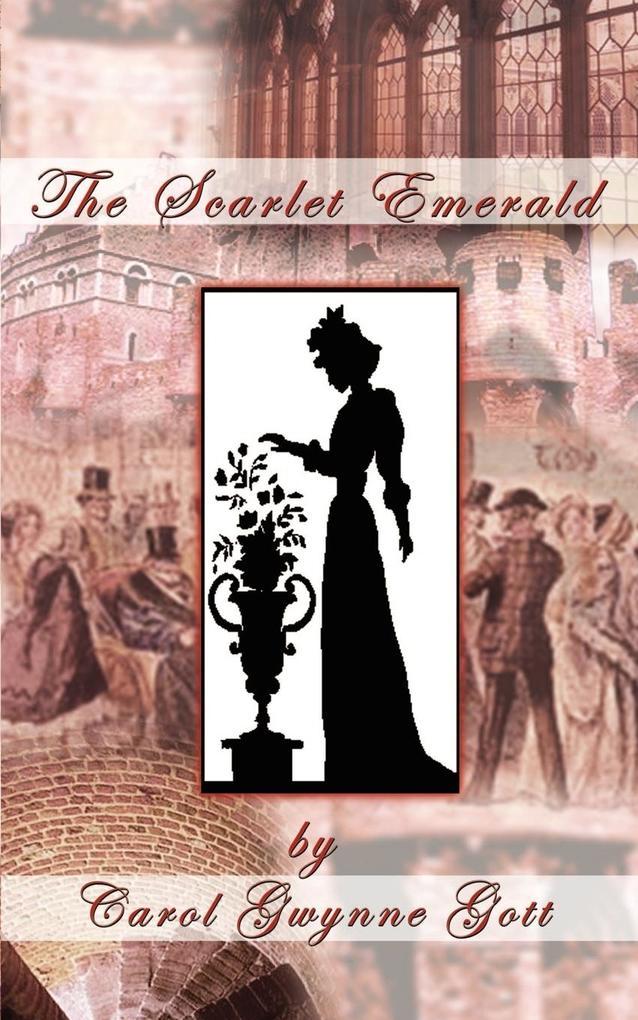 The Scarlet Emerald als Taschenbuch