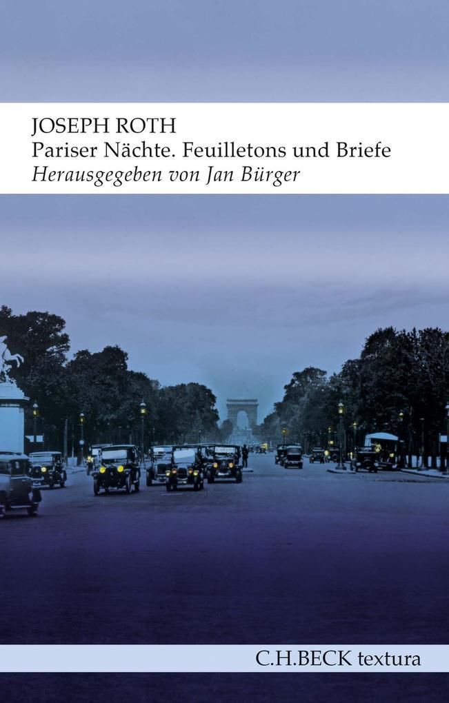 Pariser Nächte als eBook epub