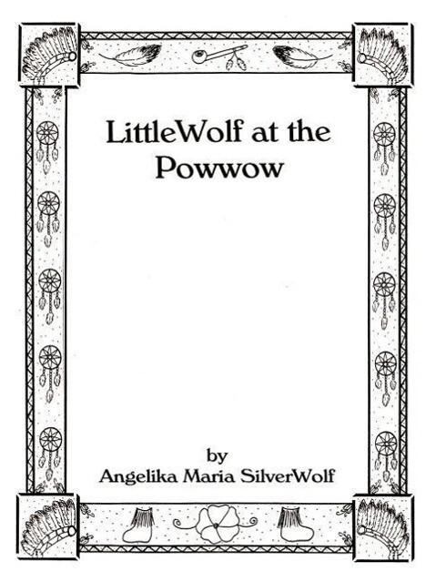 Little Wolf at the Powwow als Taschenbuch