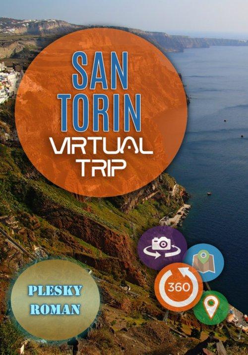 Santorin - Virtual Trip als eBook epub