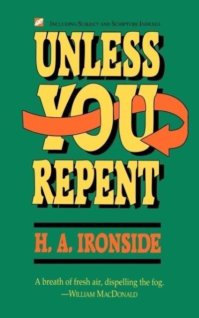Unless You Repent als Taschenbuch