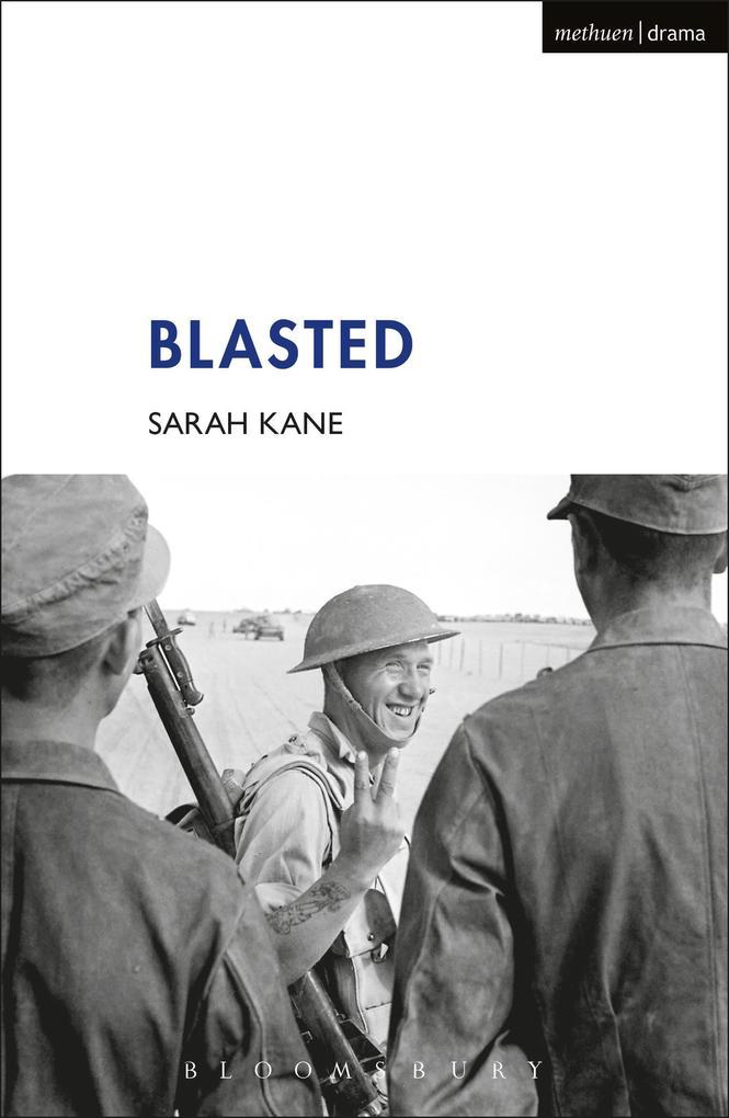 Blasted als Buch (kartoniert)
