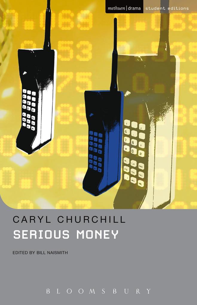 """""""Serious Money"""" als Buch (kartoniert)"""