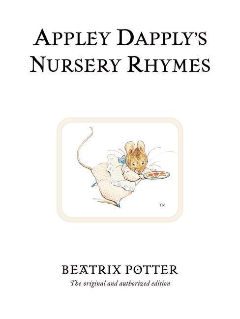 Appley Dapply's Nursery Rhymes als Buch (gebunden)