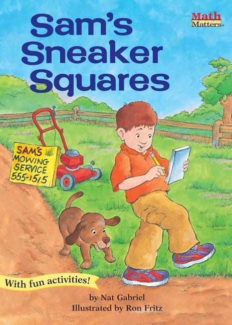 Sam's Sneaker Squares: Measuring: Area als Taschenbuch