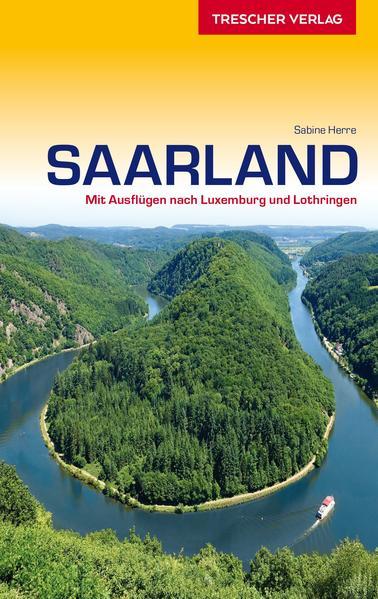 Reiseführer Saarland als Buch (kartoniert)