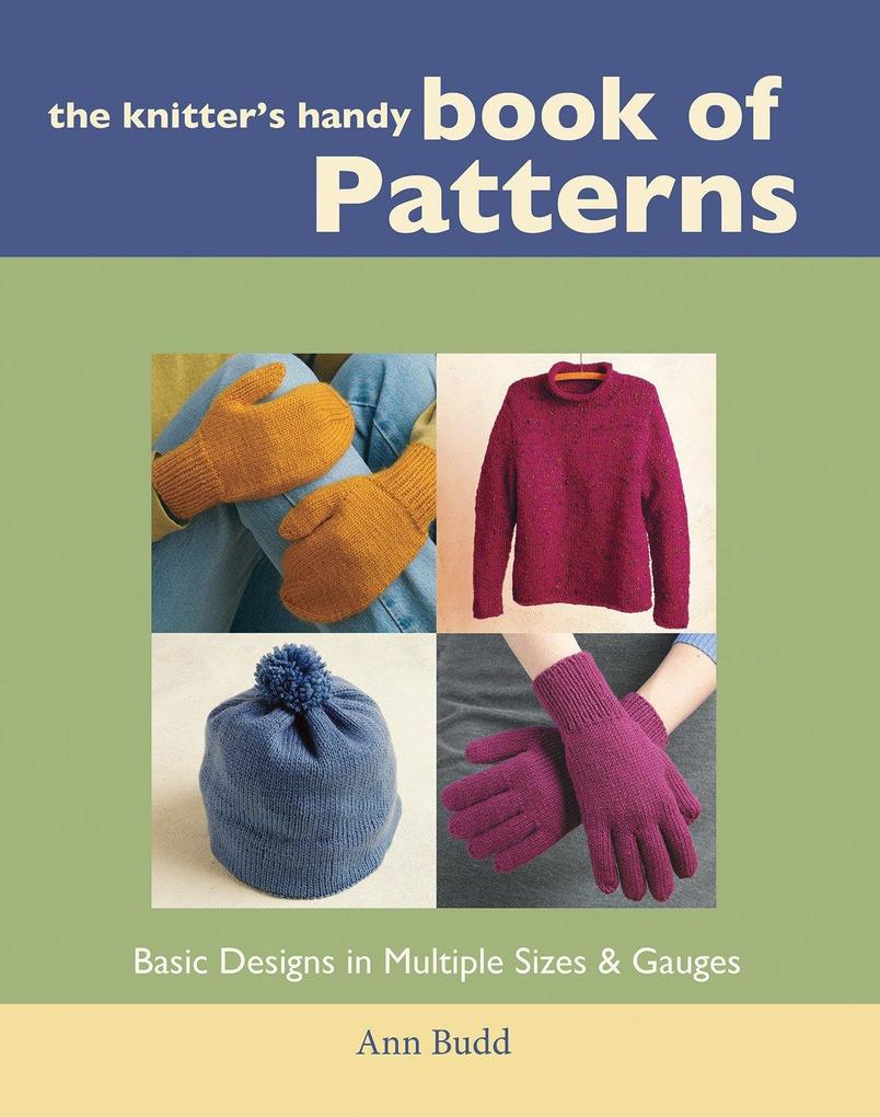 Knitter's Handy Book of Patterns als Buch (gebunden)