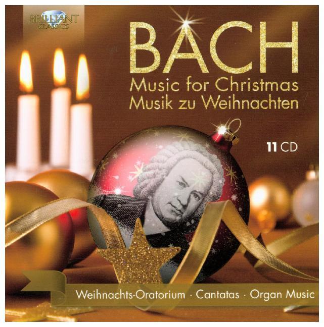Bach Weihnachten