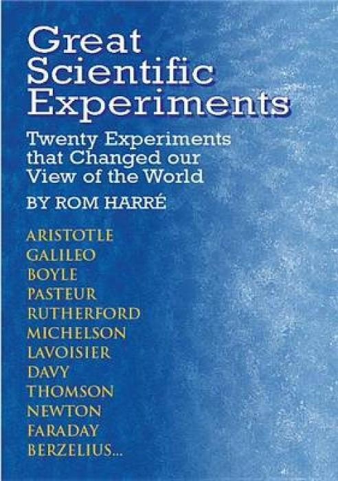 Great Scientific Experiments als Taschenbuch
